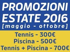 Promo Estate 2016